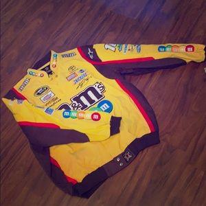 Kyle Busch NASCAR M&M jacket